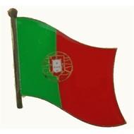 Speldje Portugal vlag speldje