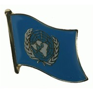 Speldje Verenigde Naties United Nations pin
