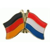 Speldje Germany Netherlands flag Friendships pin