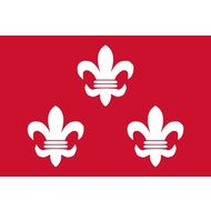 Vlag Beverwijk Gemeente