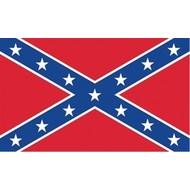 Vlaggenketting Confederate vlaggenketting 6m lang