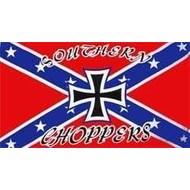 Vlag Confederates Chopper flag