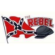 Vlag Confederate The Rebel