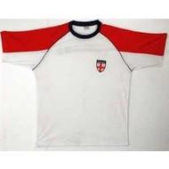 Accessoires England T-shirt fan shirt