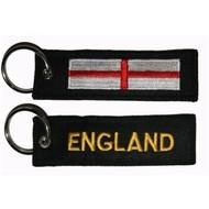 Sleutelhanger / Keyring England  Keyhanger keyring
