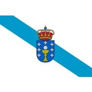 Vlag Galicie Galicia vlag