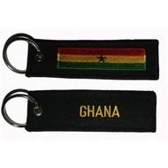 Sleutelhanger / Keyring Ghana