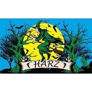Vlag Harz Hexe Heksen