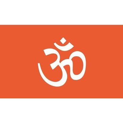 Hindu Ohm Vlag Online Bestellen Wereldvlaggen