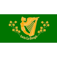Vlag Ierland Erin Go Bragh