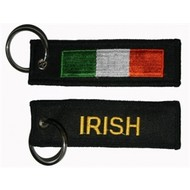 Sleutelhanger / Keyring Ireland Irish Keyhanger