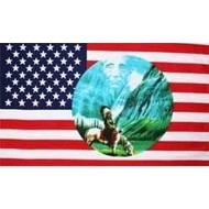 Vlag Indian Valley of Spirits USA vlag