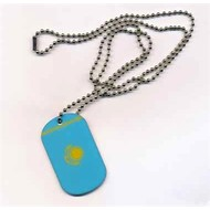 Dog Tag Kazachstan Dog Tag