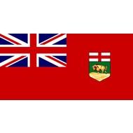 Vlag Manitoba provincievlag