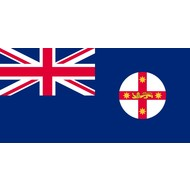 Vlag Nieuw Zuid Wales vlag