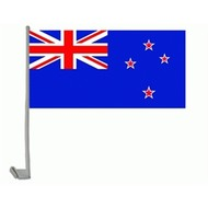 Autovlag Nieuw Zeeland Car