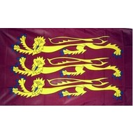 Vlag Old England Historic Richard the Lionheart vlag