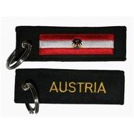 Sleutelhanger / Keyring Austria Keyhanger keyring