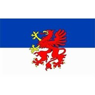 Vlag Pommeren vlag