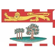 Vlag Prins Edwardeiland