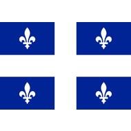 Vlag Quebec Provincievlag