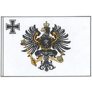 Vlag Pruisen Preussen Oorlogsvlag