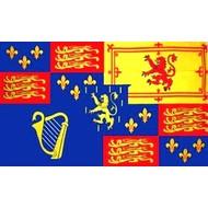 Vlag Royal Banner vlag 1689-1702 Willem III