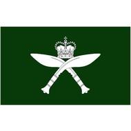 Vlag Royal Gurkhas vlag