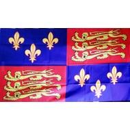 Vlag Royal Standard 16th Century vlag