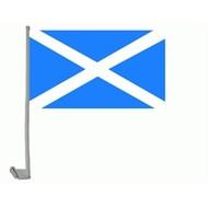 Autovlag Schotland Scotland auto vlag