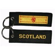 Sleutelhanger / Keyring Schotland Scotland Royal Keyring Sleutelhanger