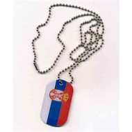 Dog Tag Servie vlag dog-tag