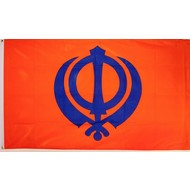 Vlag Sikh Khalistan