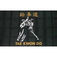 Vlag Taekwondo