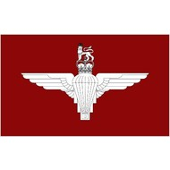 Vlag The Parachute Regiment Camp vlag