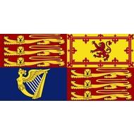 Vlag UK Royal Standard vlag