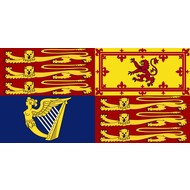 Vlag UK Royal Standard