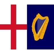 Vlag Union Jack & Command 1649 -1658