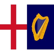 Vlag Union Jack & Command vlag 1649 1658