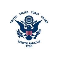 Vlag US Coast Guard Kustwacht