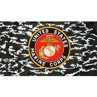 Vlag USA Marine Camouflage vlag