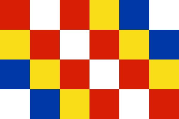Belgie - Provincievlaggen