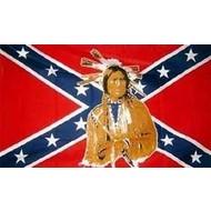 Vlag Confederate Indian