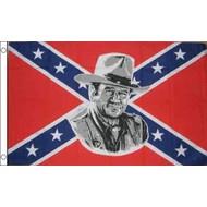Vlag Confederate John Wayne