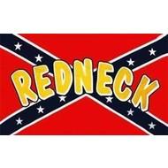 Vlag Confederate Redneck vlag