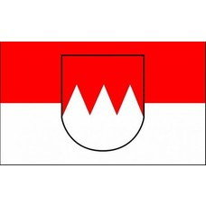 Vlag Franken Hertogdom