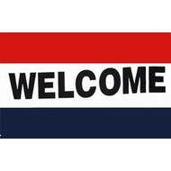Vlag Welcome