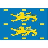 Vlag West Friesland Historisch