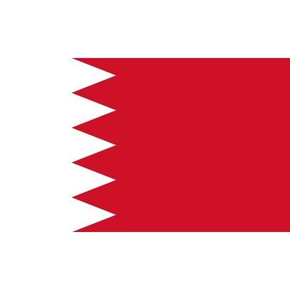 Vlag Bahrein Bahrain vlag