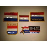 Patch Nederland vlag
